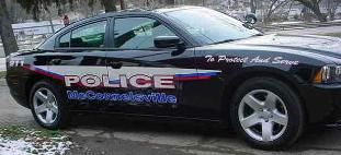Village of McConnelsville, Police Department